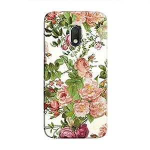 Cover It Up Flower Garden Hard Case For Moto G4 Play, Multi Color