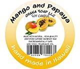 Hawaiian Soy Candles: Mango and Papaya