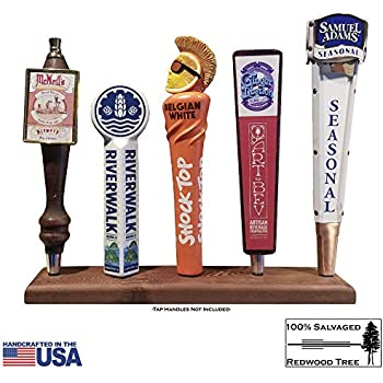 """Shock Top New White Seasonal Short Beer Tap Handle Bar 8"""" Mini NEW In BOX !!!"""