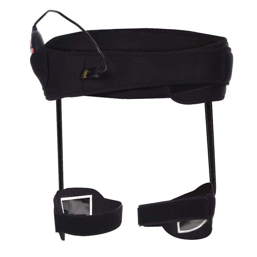 Toning Belt, 2 in 1 USB Rechargeable Smart Hip Trainer Buttocks Lifter Training Massager Toning Belt for Butt Lifter Shaper Slimmer