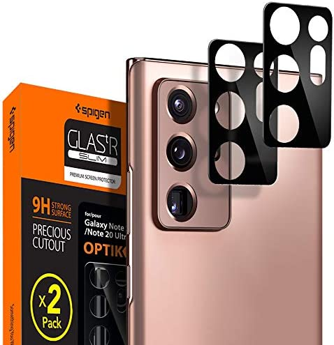 Spigen Digicam lens Display screen Protector [Glas.tR Optik] designed for Galaxy Observe 20 Extremely [2 Pack] – Case Pleasant