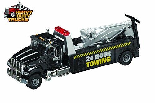 heavy duty tow truck - 9