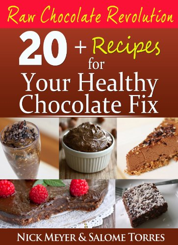 Raw Chocolate Revolution: Recipes for Your Healthy Chocolate Fix by Nick Meyer, Salome Torres