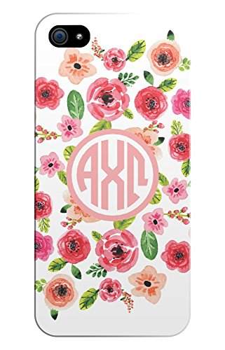 alpha chi omega iphone 5 case - 3