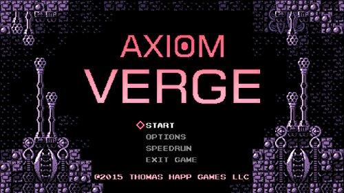 Axiom Verge - Wii U [Digital Code] by Nintendo