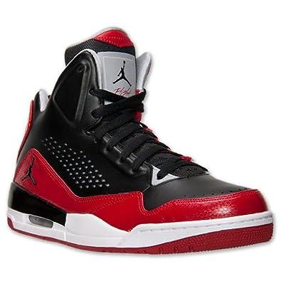 Nike Jordan SC-3 Men Sneaker Black/Gym Red/Wolf Grey/Black