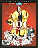 Disney 101 Dalmatians Blu-ray + DVD w/ Slipcase! Disney Movie Club Exclusive Limited Edition