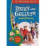Davey & Goliath Snowboard Christmas