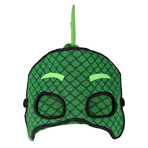 Owlette Disney Costume (Disney Junior PJ Masks Gekko Mask 3D Winter Hat Premium)