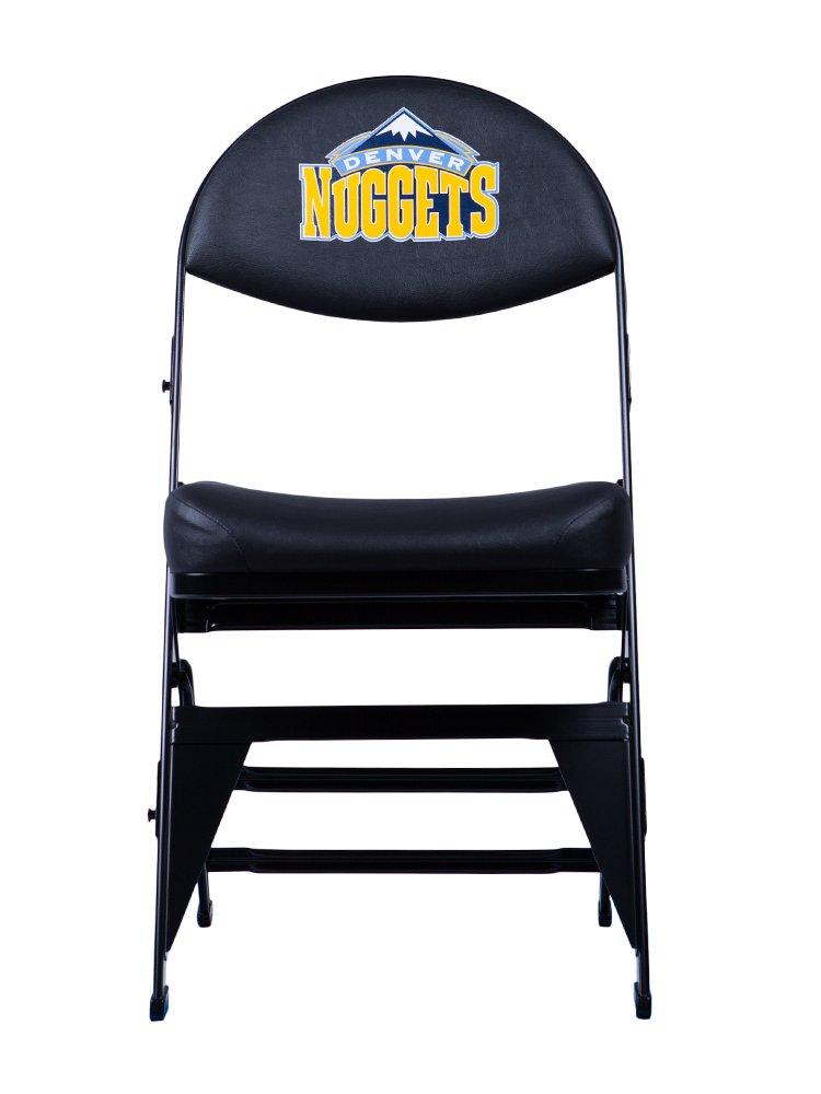 Spec Seats Official NBA Licensed X-Frame Courtside Seat Denver Nuggets