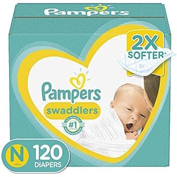 Diapers Newborn / Size 0 (
