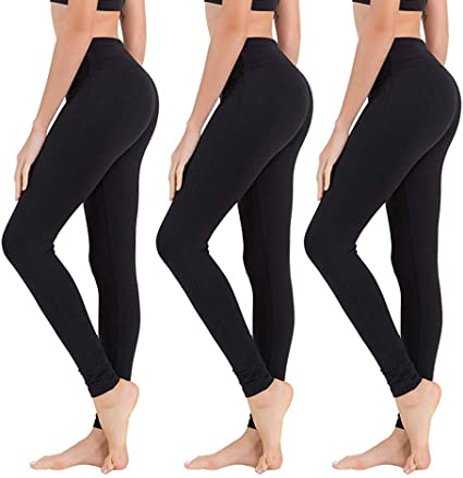 to buy sneakers exclusive range Amazon.com: High Waisted Leggings for Women - Soft Athletic Tummy ...