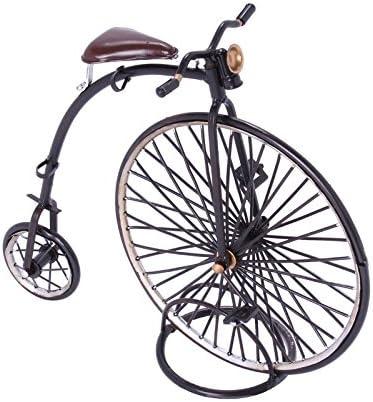 Model Bicycle - Penny-Farthing - Retro Tin Model: Amazon.es ...