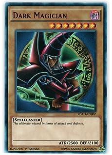 - Ultra Rare 1st Edition YGLD-ENC09 Near Mint Dark Magician