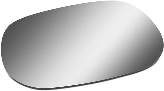Driver//Left Side Door Rear View Mirror Glass Lens Replacement for 1997-2004 Dodge Dakota//Durango//Ram Pickup Van