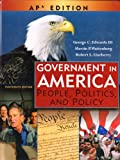 Government in America : People, Politics, and Policy, Edwards, George C., 0131347608