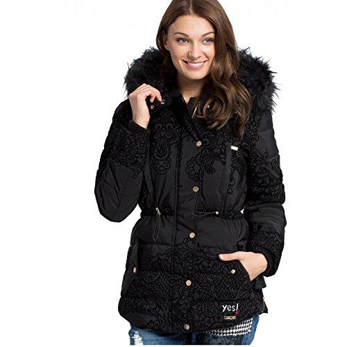 Desigual - Chaqueta - chaqueta guateada - para mujer