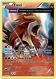 Pokemon - Entei (15/98) - Ancient Origins - Holo