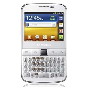 SAMSUNG Galaxy Y Pro - blanc