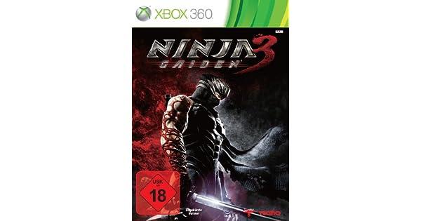 Ninja Gaiden 3 [Importación alemana]: microsoft xbox 360 ...