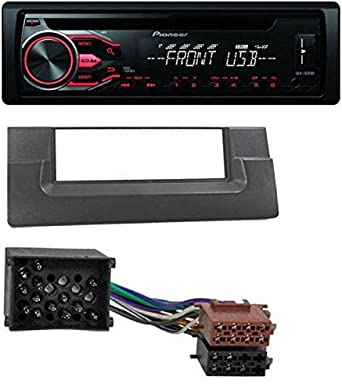 Pioneer CD MP3 USB AUX Radio de coche para BMW 5 (E39)/X5: Amazon.es: Electrónica