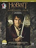 The Hobbit: An Unexpected Journey Instrumental Solos: Alto Saxophone