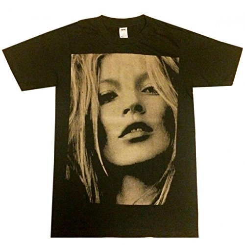 Jigg And Roll Kate Moss T Shirt Medium Black T212
