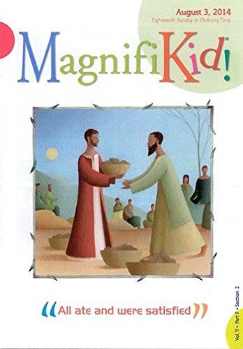 Magazines : Magnifikid!