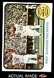 1973 Topps # 208 1972 World Series - Game #6 - Reds' Slugging Ties Series Johnny Bench / Denis Menke / Bobby Tolan Oakland / Cincinnati Athletics / Reds (Baseball Card) Dean's Cards 4 - VG/EX Athletics / Reds