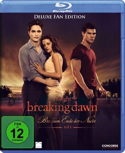 Breaking Dawn - Biss Zum Ende Der Nacht Teil 1 - Fan Edition [Alemania] [Blu-... (Twilight Biss Zum Ende Der Nacht Teil 2)