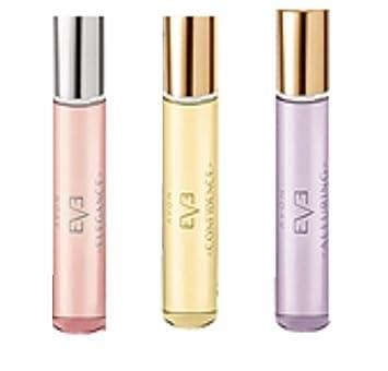 Avon Eve Collection Set Of 3 Eau De Parfum Confidence Alluring