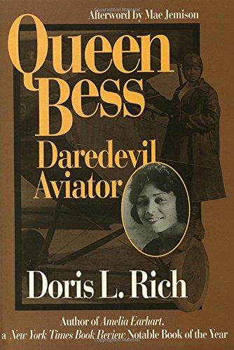 Book cover for Queen Bess: Daredevil Aviator