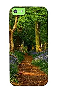 meilinF000New Arrival Path In Forest Eprexf-7233-nxjaver Case Cover/ 5c Iphone CasemeilinF000