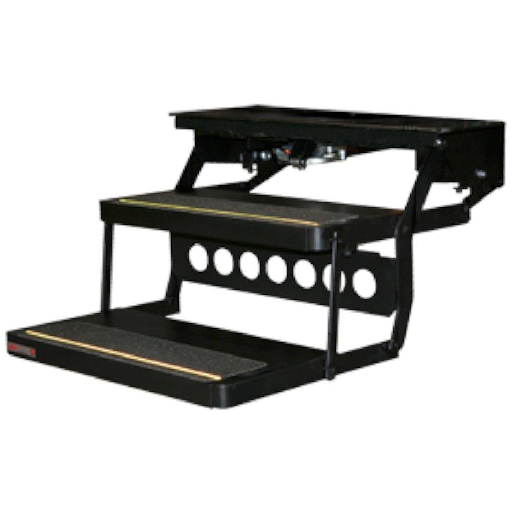 Kwikee 0143.1026 Lippert 372261 32 Series Double Tread Electric Step