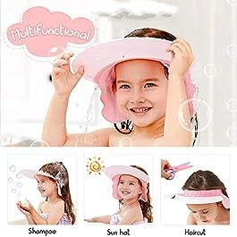 Badekappe / Duschhaube für Baby & Kinder