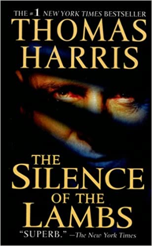 Image result for stock photo the silence of the lambs book