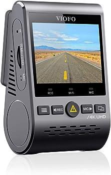 VIOFO A129 Pro 4K UHD 2160p Dual Band Wi-Fi Front Dash Camera