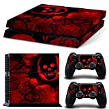 Vinyl Decal Protective Skin Cover Sticker for Sony PS4 Console And 2 Dualshock Controllers #14