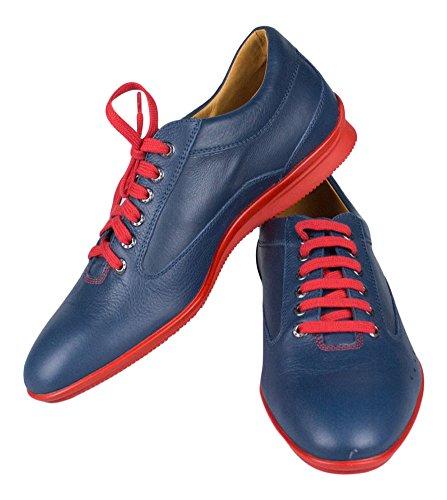 John Lobb For Aston Martin Blue Winner Sport Racing Shoes