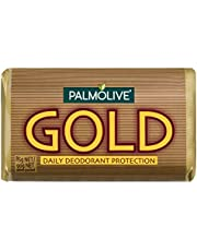 Palmolive Gold Bar Soap Daily Deodorant Protection, 4 x 90g