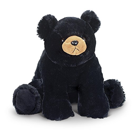 black stuffed bear - 6