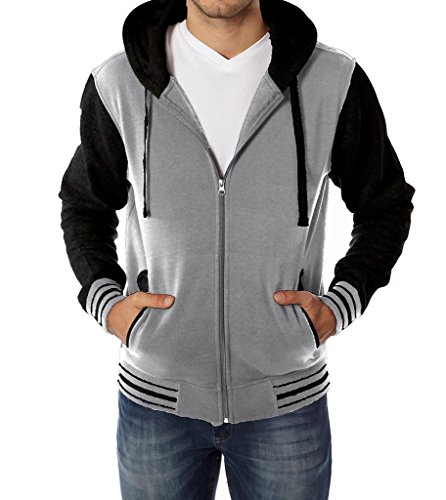 2 Adult Hooded Sweatshirt - 1