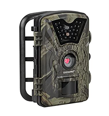 "Trail Camera 12MP 1080P HD Game Hunting Camera with 65ft Infrared Night Vision,90°Detection Angle,24pcs 940nm IR LEDs,2.4"" LCD Screen&Waterproof IP66 Wildlife Hunting Cam?Upgraded?"