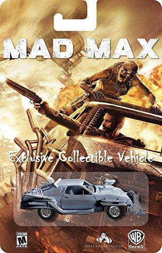 GameStop Exclusive Mad Max Magnum Opus Vehicle (Mad Max Last Of The V8 Interceptors)