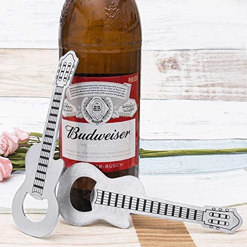 Guitar Shaped Bottle Opener