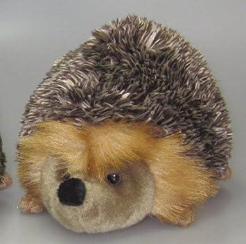 Erizo marrón de gris * 23 cm * Peluche erizo – Peluche