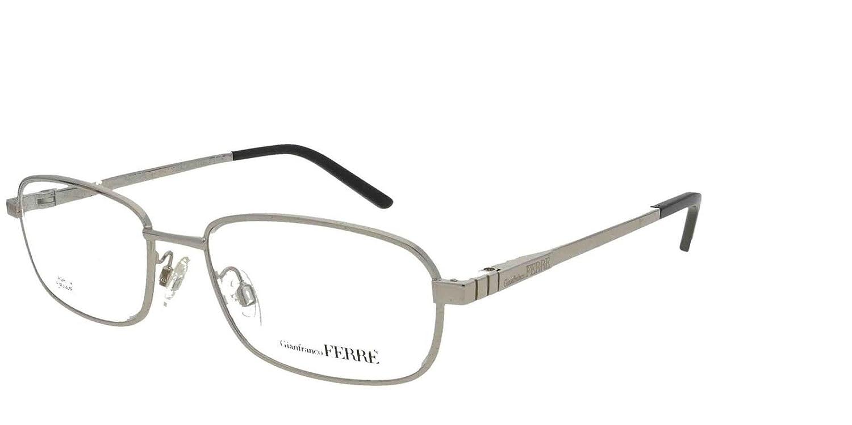 90dd625c87d Amazon.com  GianFranco Ferre GF 438 01 P51 Eyeglasses Optical Glasses RX  Frames + Case  Clothing