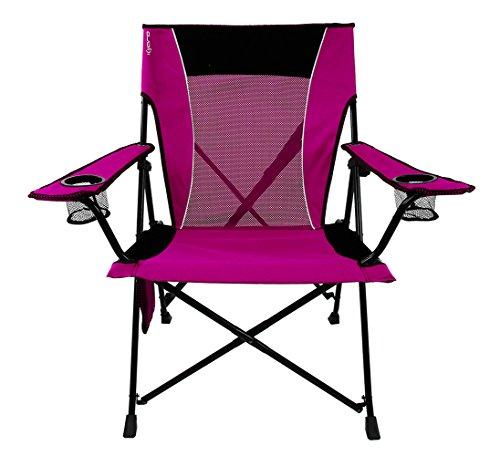 kijaro dual lock folding chair hanami pink - Folding Outdoor Chairs
