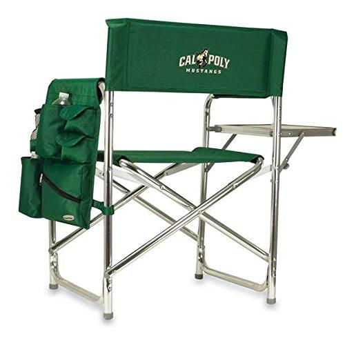NCAA Cal Poly San Luis Obispo Mustangs Sports Folding Chair