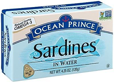 Ocean Prince Sardines